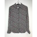 Hallie Heart Shirt - Black