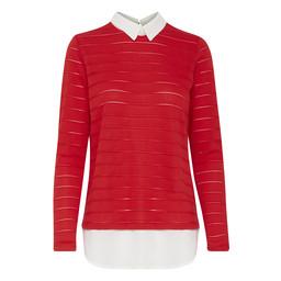 Fransa Pirex T-shirt - Red