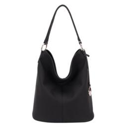 David Jones Slouch Bag  - Black