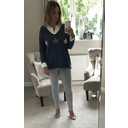 Sophie Star Jumper - Blue