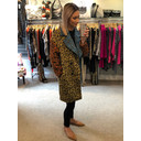 Joseph Leopard Coat - Multicoloured - Alternative 3