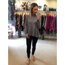 Janet Jumper - Grey