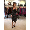 Ruby Crossover Dress - Green