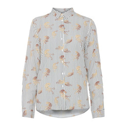B Young Jiger Shirt - White Multi