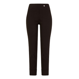 Robell Trousers Bella 09 7/8 Trousers in Black