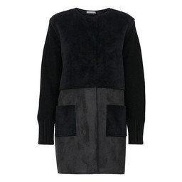B Young Mariam Cardigan - Black