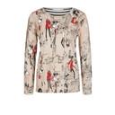 London Shopper Pullover  - Beige