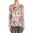 London Shopper Pullover  - Beige - Alternative 1