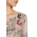 London Shopper Pullover  - Beige - Alternative 3