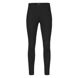 Robell Trousers Colette High Tech Leggings - Black