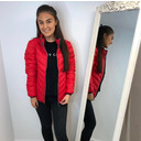 Zadown Outerwear Jacket - Red