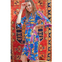 Coco Dress - Majorelle - Alternative 1