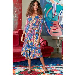Onjenu Amy Dress - Majorelle