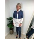Keira Knitted Jacket - Denim