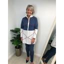 Keira Knitted Jacket - Denim - Alternative 1
