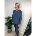 Mia Jumper - Denim