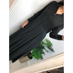 B Young Jayleen Shirt Dress - Black Mix