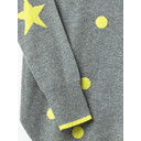 Cashmere Nina Spot Jumper - Grey - Alternative 2