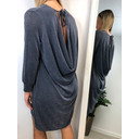 Freya Open Back Sparkle Tunic - Grey - Alternative 1
