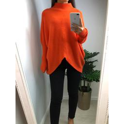 Lucy Cobb Jody Jumper in Orange