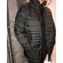 Paquilt Coat - Black