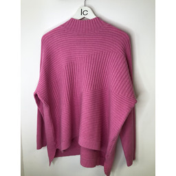 Lucy Cobb Janet Jumper in Bubblegum Pink