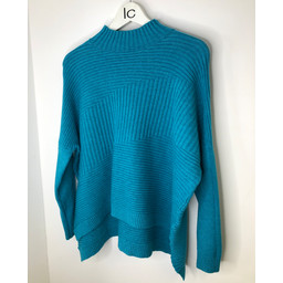 Lucy Cobb Janet Jumper in Teal