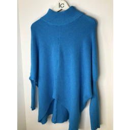 Lucy Cobb Jody Jumper - Turquoise