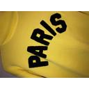 Paris Polo Neck Jumper  - Lemon - Alternative 1