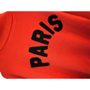 Paris Polo Neck Jumper  - Red - Alternative 1