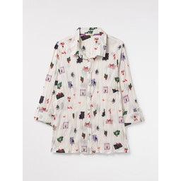 White Stuff Riley Shirt - White Multi