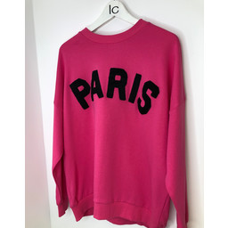 Lucy Cobb Paris Jumper in Pink