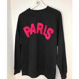 Lucy Cobb Paris Jumper in Black