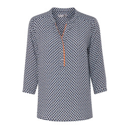 Fransa FR Caretro 1 Shirt - Blue Multi