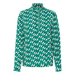 Fransa Bageo 1 Blouse - Green