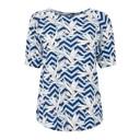 Beround 1 T-shirt - Blue Multi
