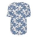 Beround 1 T-shirt - Blue Multi - Alternative 1