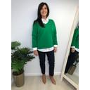 FR Cimaline 1Pullover - Green