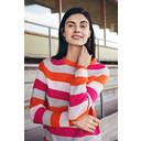 Beragstri Pullover  - Pink