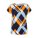 FR Ciround T Shirt - Blue Multi