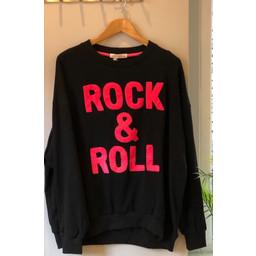 Lucy Cobb Rock & Roll Jumper - Black