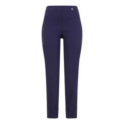 Robell Trousers Bella 09 7/8 Trousers in Denim Blue