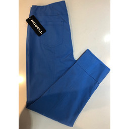 Robell Trousers Bella 09 Trousers in Azure Blue