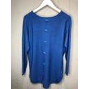 Brianne Bow Back Jumper - Blue - Alternative 1