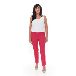 Robell Trousers Bella 09 7/8 Trousers in Raspberry