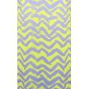 Printed Top - Purple Zig Zag - Alternative 1