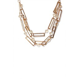 LC Jewellery Anguilla Necklace - Gold