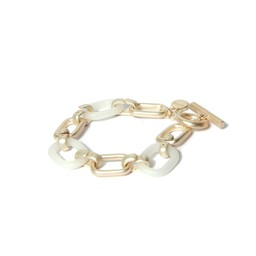 LC Jewellery Barbuda Bracelet in Gold