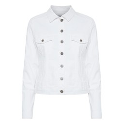 Fransa FR Catwill 1 Jacket in White