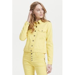 Fransa FR Catwill 1 Jacket - Yellow